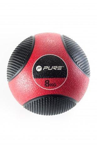 Balón Medicinal 8 kg Original pure2i mprove: Amazon.es: Deportes y ...