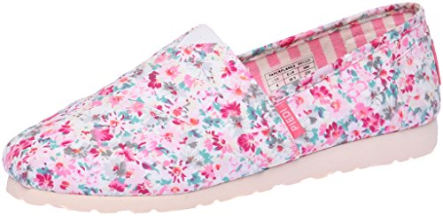 Paperplanes  PP1325,  Damen Sneaker Low-Tops Rose