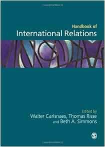 handbook of international relations amazon