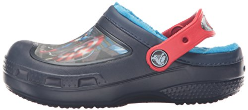 Pictures of Crocs Kids' Marvel's Avengers Lined Clog 6.5 M US 5