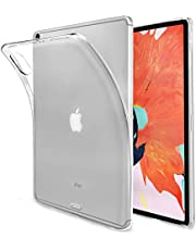 NETONBOX MX Funda para iPad Pro 11 Pulgadas Silicon Transparente. Case Gel Flexible Compatible iPad Pro 11 TPU 2 mm