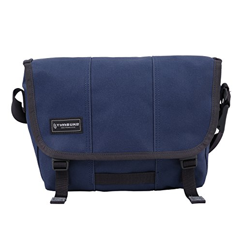Timbuk2 Classic Messenger Bag, Heirloom Waxy Blue, X-Small