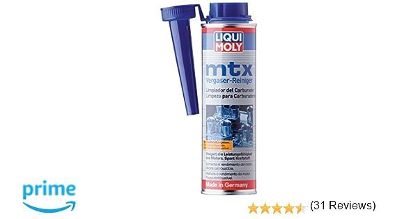 Liqui Moly 2123 - Limpiador de válvulas, limpiador del carburador, DEP, 300 ml