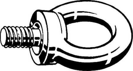 Eye Bolt, Steel, M64x90 by Materro