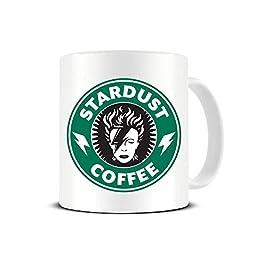 Stardust Coffee David Bowie Ceramic Coffee Mug – Tea Mug – Great Gift Idea