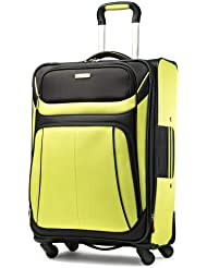 Samsonite Luggage Aspire Sport Spinner 25 Expandable Bag, Volt/Black, 25 Inch