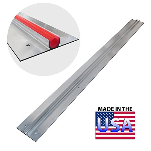 PEX GUY Extruded 4 Ft Aluminum Heat Transfer Plates for 1/2