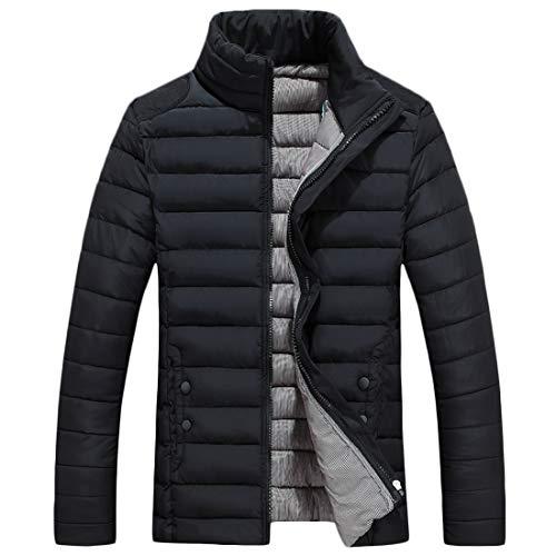 Ultralight Section Coat Slim Short Men's Outwear Cotton Collar Warm Thickening Stand Aiweijia Men OqfSaa
