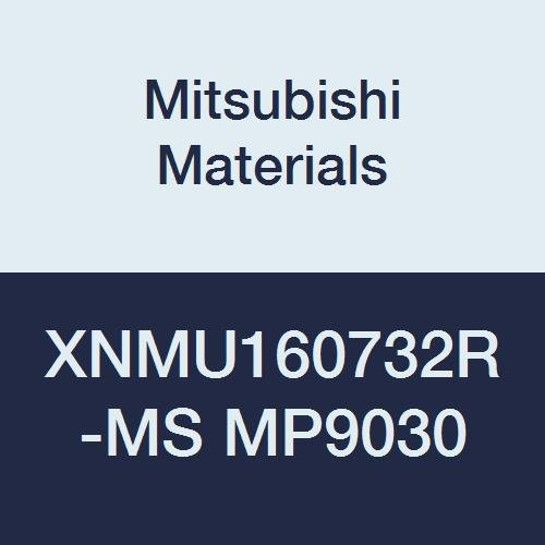 Class M 0.256 Thick Special Design Round Honing 0.126 Corner Radius Coated Pack of 10 Mitsubishi Materials XNMU160732R-MS MP9030 Carbide Milling Insert