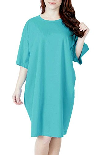100% Cotton Nightshirt - 9