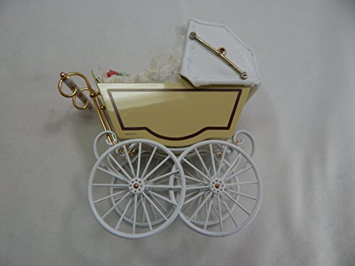 Antique Pram Stroller - 3