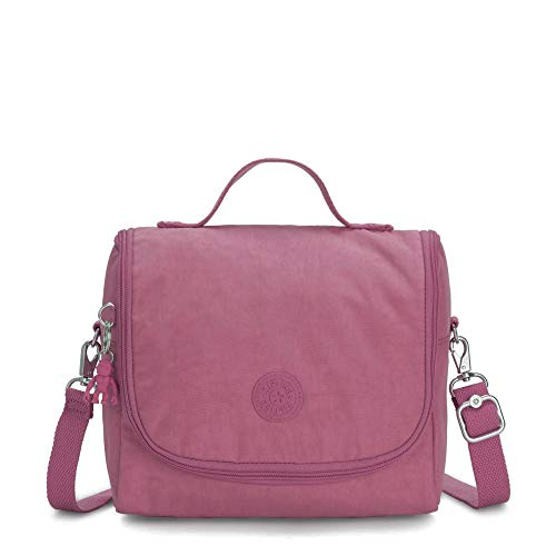 "Kipling Kichirou Insulated Lunch Bag, Fig Purple, 9""L X 8""H X 5""D"