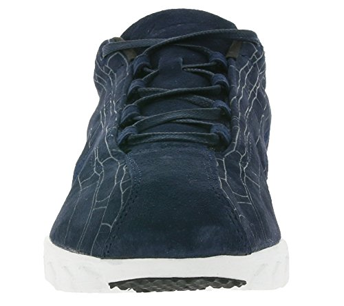 Nike Mens Dagslända Läder Prm Mode Sneakers Blau