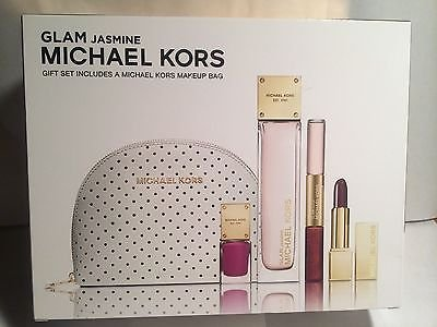 Michael Kors Collection Glam Jasmine Jet Set Travel Gift Set by Michael Kors