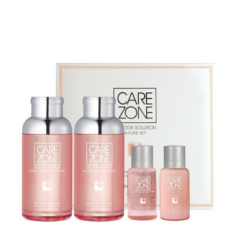 Korean-CosmeticsLG-Carezone-Doctor-Solution-A-Cure-Clarifying-2pc-Gift-Set