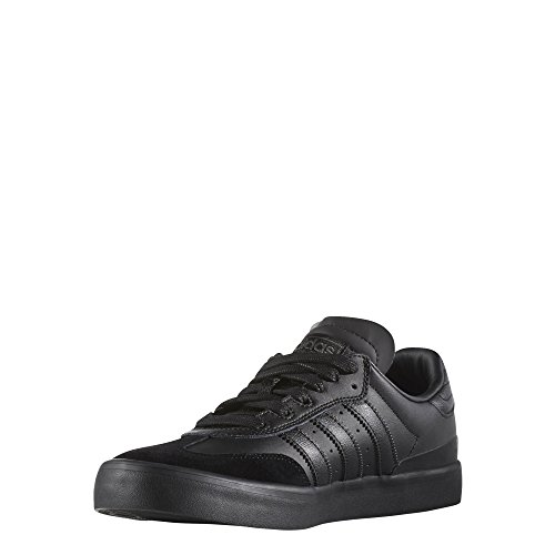 detailed look fa72a f70df Adidas Vulc Samba Edition Skate Shoes Mens - Black Black Dgh Solid Grey  Suede Leather - 9.5 D(M) US - Buy Online in Oman.   Apparel Products in Oman  - See ...