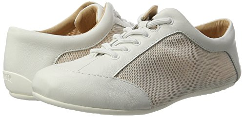 Camper Femme white Summer Sneakers 026 Blanc Basses Senda Natural Peu r5XwRq0r