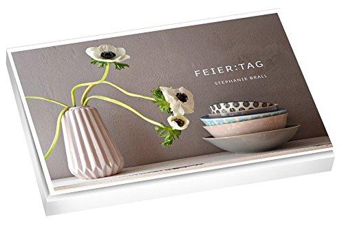 FEIER:TAG - Postkartenbuch