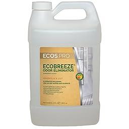 1 Gal. Earth Friendly Products ECOS PRO EcoBreeze Odor Eliminator, Magnolia Lily (4 Bottles/Case) - BMC-EFP PL9839/04
