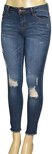 lnlclothing Junior de Distressed Skinny Jeans