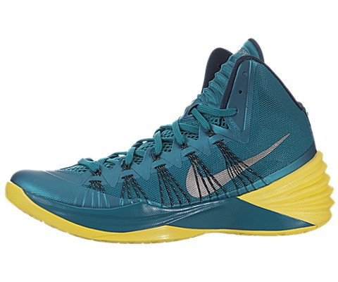 new arrivals 2e303 ba662 Nike Hyperdunk 2013 Mens Basketball Shoes 599537-300 Tropical Teal 11.5 M US  - Buy Online in Oman.   Apparel Products in Oman - See Prices, Reviews and  Free ...
