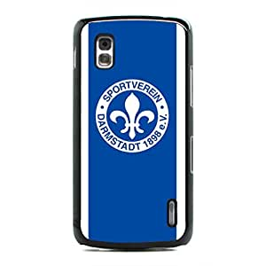 SV Darmstadt 98 Phone Funda,Hard Plastic Phone Funda,Google Nexus 4 Phone Funda,Football Culb Phone Funda