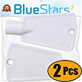 Ultra Durable 297147700 Freezer Door Key Replacement part by Blue...