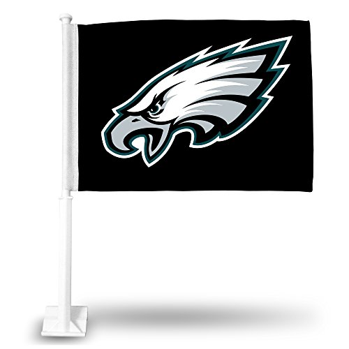Rico Industries NFL Philadelphia Eagles Car Flag for sale  Delivered anywhere in USA