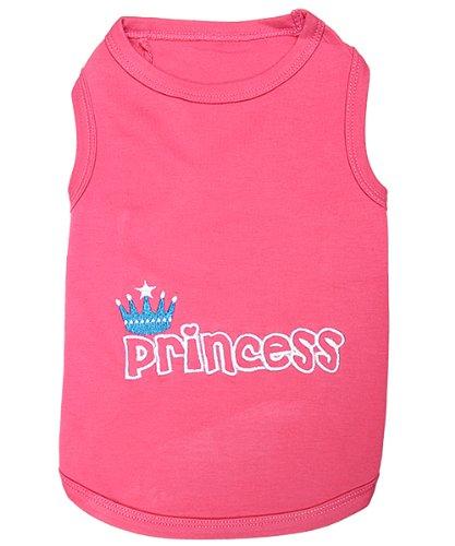 Parisian Pet Princess Dog T-Shirt, (Princess Dog Tee)