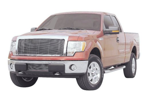 - Carriage Works 44742 Bolt Over Grille for Ford F150 FX4 STX '09-'10