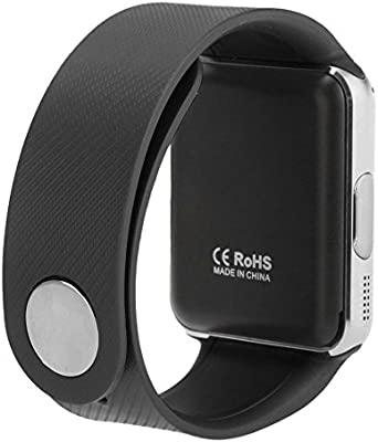 Reloj inteligente Zomtop usable Bluetooth GT08 inteligente Salud ...