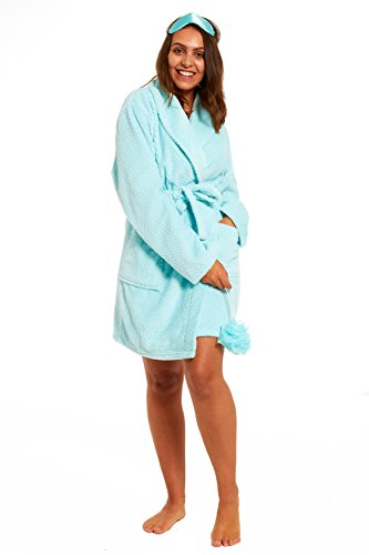 Get The Trend - Bata - para mujer BLUE SCRUNCHIE