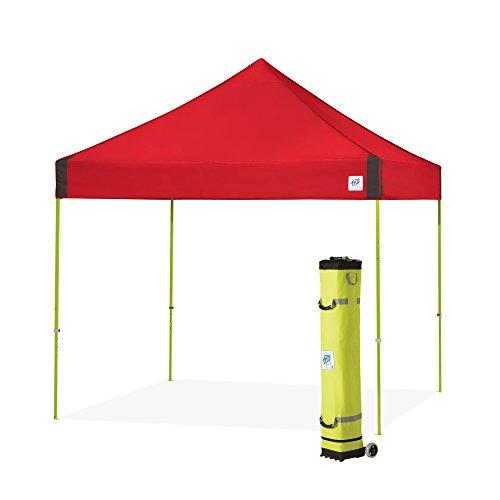 E-Z UP Vantage Instant Shelter Canopy, 10 by 10', Punch by E-Z UP