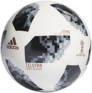 adidas FIFA World Cup 2018 Rusia Jumbo – Balón de fútbol: Amazon ...