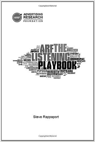 The Arf Listening Playbook