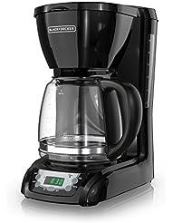 BLACK+DECKER DLX1050B Coffee Maker, Black