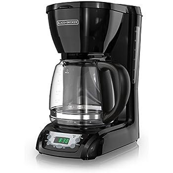 Amazon.com: Hamilton Beach 12 Cup Programmable Coffee Maker ...