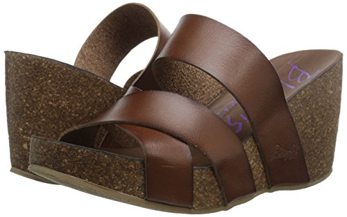 Blowfish Hiro Mujer Castaño claro Plataformas Zapatos Talla Nuevo EU 38,5