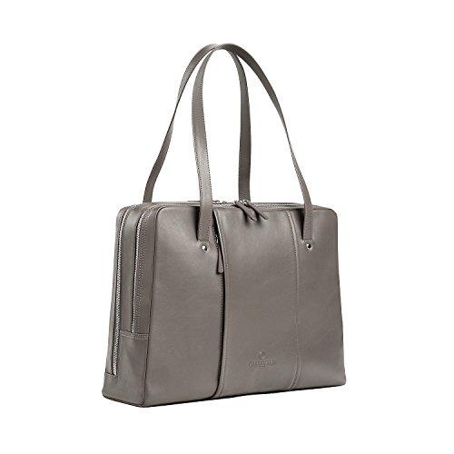 Offermann Day Bag Aktentasche I Leder 40 cm Laptopfach