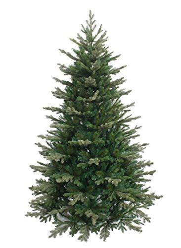 HOLIDAY STUFF 5 Foot European Balsam Fir Artificial Christmas Tree Unlit (5ft Unlit)