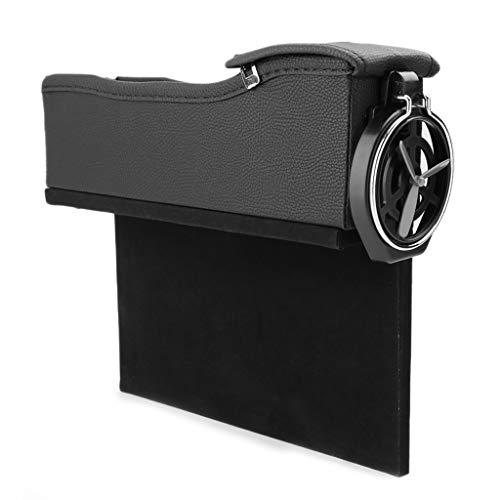 - Misright 2 PCS Advanced PU Leather Car Seat Gap Filler,Coin Side Pocket, Console Side Pocket, Car Organizer Black DriverGap Filler,Coin Side Pocket, Console Side Pocket, Car Organizer Driver (BK2-R)