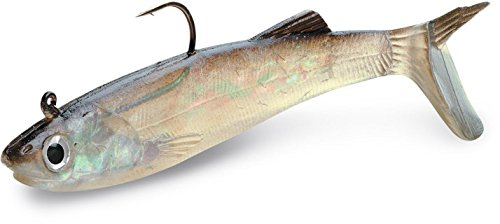 Live Bait System - Storm WildEye Live Anchovy Bait, 5-Inch