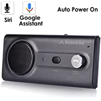 2018 Avantree CK11 Bluetooth Hands Free Car Kit, Connects...