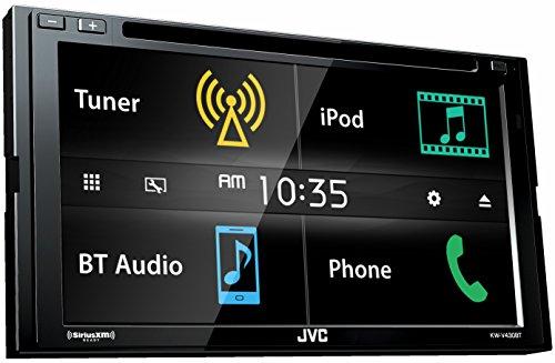 Connect Ipod Dvd (JVC KW-V430BT 6.8