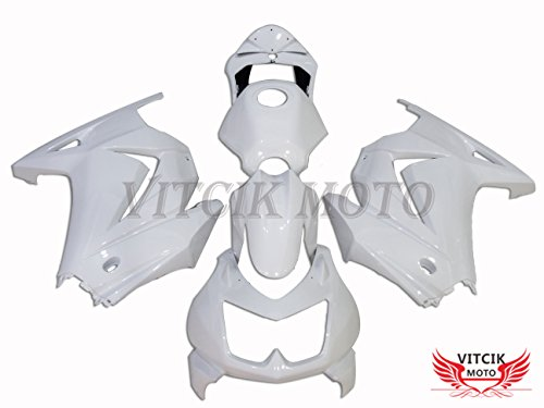 09 ninja 250r fairing - 8