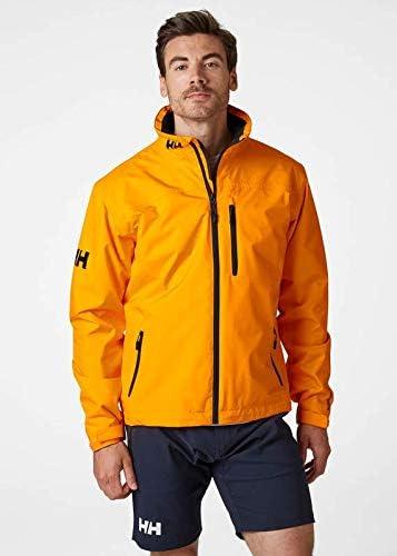 Helly-Hansen Mens Crew Midlayer Waterproof Jacket