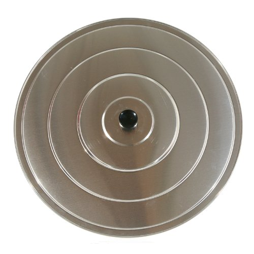 With Pan Paella Lid (Garcima 16-Inch All-Purpose Pan Lid, 40cm)