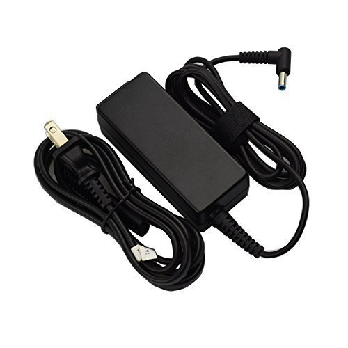 Picture of a 45W AC Charger for HP