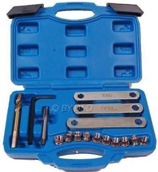 Bergen BER6170 Brake Caliper thread repair tool inc Volkswagen Audi Opel,Ford