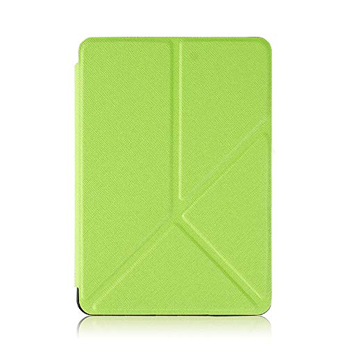 Leather Fashion Case by Fenebort, Slim Leather Case Smart Cover for Amazon Kindle Paperwhite 4 2018 - In 4th Trade Kindle Generation